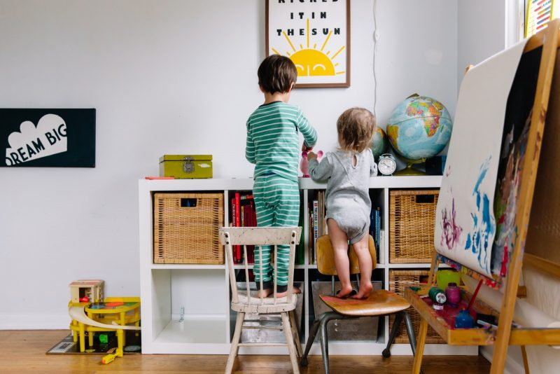 Simple Ways to Keep Your Kids' Toys From Taking Over Your Home